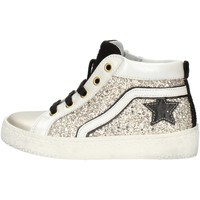 Schoenen Meisjes Hoge sneakers Balocchi 606526 Platinum