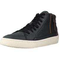 Schoenen Heren Hoge sneakers Geox U WARLEY Grijs