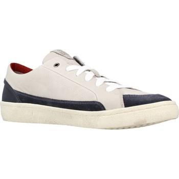 Schoenen Heren Lage sneakers Geox U WARLEY Beige