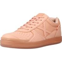 Schoenen Meisjes Lage sneakers Munich G-3 KID M0NOCHROME Roze