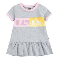 Textiel Meisjes Korte jurken Levi's 1EC694-G2H Grijs