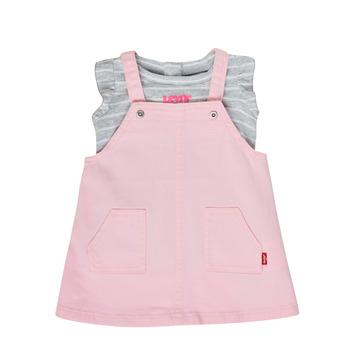 Textiel Meisjes Setjes Levi's 1ED091-A4U Roze