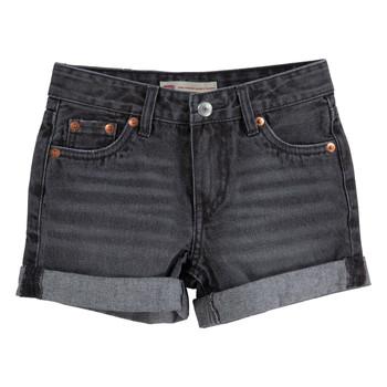 Textiel Meisjes Korte broeken / Bermuda's Levi's 3E4536-D0K Grijs