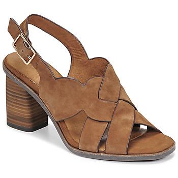 Schoenen Dames Sandalen / Open schoenen Tamaris NOAMY Bruin