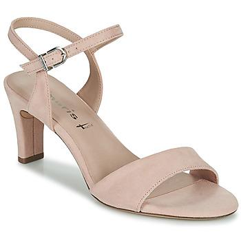 Schoenen Dames Sandalen / Open schoenen Tamaris MELIAH Beige