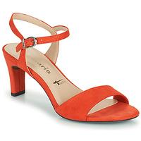 Schoenen Dames Sandalen / Open schoenen Tamaris MELIAH Rood