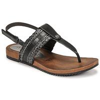 Schoenen Dames Sandalen / Open schoenen Tamaris LOCUST Zwart