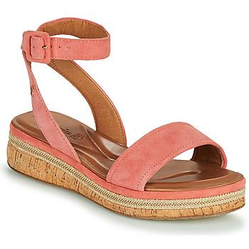 Schoenen Dames Sandalen / Open schoenen Tamaris YARA Roze