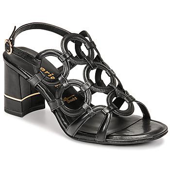 Schoenen Dames Sandalen / Open schoenen Tamaris DALINA Zwart