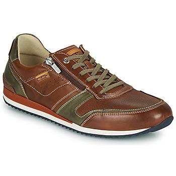 Schoenen Heren Lage sneakers Pikolinos LIVERPOOL M2A Bruin
