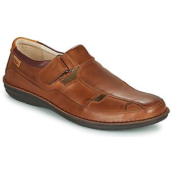 Schoenen Heren Sandalen / Open schoenen Pikolinos SANTIAGO M8M Bruin