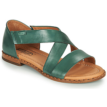 Schoenen Dames Sandalen / Open schoenen Pikolinos ALGAR W0X Blauw
