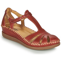 Schoenen Dames Sandalen / Open schoenen Pikolinos CADAQUES W8K Rood