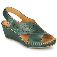 Schoenen Dames Sandalen / Open schoenen Pikolinos MARGARITA 943 Blauw