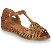 Schoenen Dames Sandalen / Open schoenen Pikolinos TALAVERA W3D Bruin