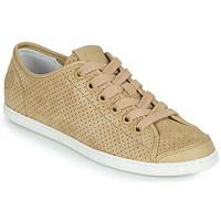 Schoenen Dames Lage sneakers Camper UNO Beige