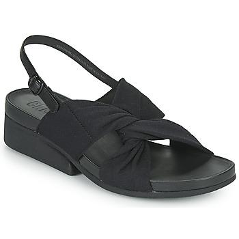 Schoenen Dames Sandalen / Open schoenen Camper MINI KAAH Zwart