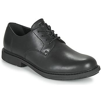 Schoenen Heren Derby Camper NEUMAN Zwart