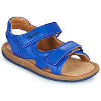 Schoenen Jongens Sandalen / Open schoenen Camper BICHO Blauw
