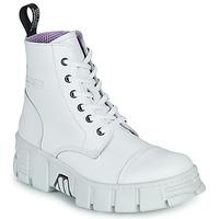 Schoenen Laarzen New Rock M-WALL005-C1 Wit
