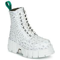Schoenen Laarzen New Rock M-MILI083C-V9 Wit