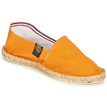 Schoenen Espadrilles Art of Soule LINEN Oranje