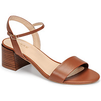 Schoenen Dames Sandalen / Open schoenen Jonak ANKER Bruin