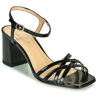 Schoenen Dames Sandalen / Open schoenen Jonak VICTORINE Zwart