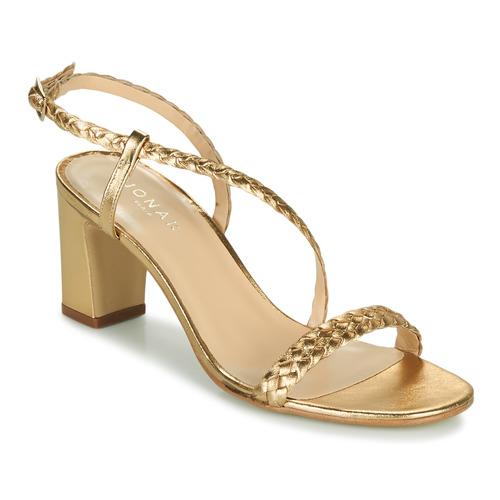 Schoenen Dames Sandalen / Open schoenen Jonak VAEMIS Goud