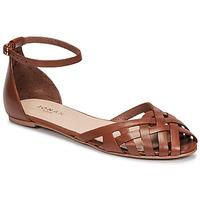 Schoenen Dames Sandalen / Open schoenen Jonak DOO Bruin