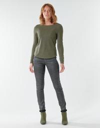 Textiel Dames Skinny Jeans G-Star Raw 5620 Custom Mid Skinny wmn Vintage / Cobler