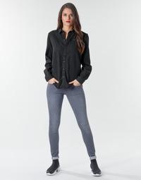 Textiel Dames Skinny Jeans G-Star Raw Lynn d-Mid Super Skinny Wmn Medium / Vintage