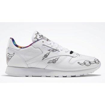 Schoenen Hoge sneakers Reebok Classic Reebok Classic Leather ?Peace Train? White/Black-White