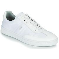 Schoenen Heren Lage sneakers BOSS Ribeira_Tenn_nylt 10232896 Wit