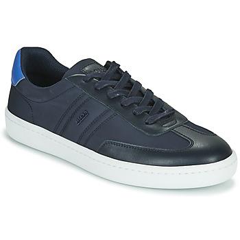 Schoenen Heren Lage sneakers BOSS Ribeira_Tenn_nylt 10232896 Blauw