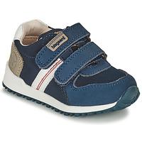 Schoenen Jongens Lage sneakers Bisgaard STEVIE Marine