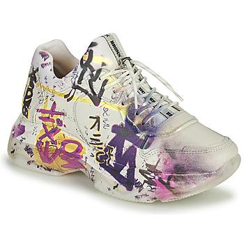 Schoenen Dames Lage sneakers Bronx BAISLEY Multicolour