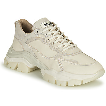 Schoenen Dames Lage sneakers Bronx TAYKE OVER Wit