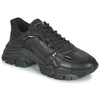 Schoenen Dames Lage sneakers Bronx TAYKE OVER Zwart