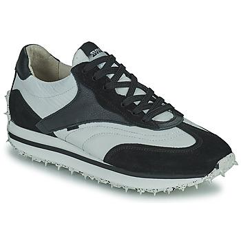 Schoenen Dames Lage sneakers Bronx MA TRIXX Zwart / Wit