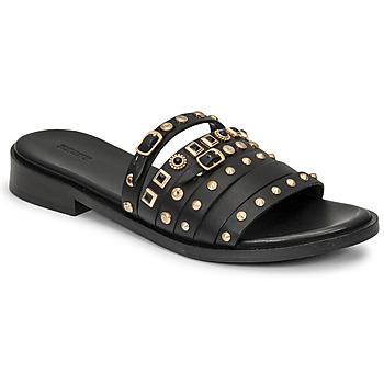 Schoenen Dames Sandalen / Open schoenen Bronx THRILL Zwart