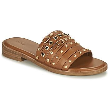 Schoenen Dames Sandalen / Open schoenen Bronx THRILL Bruin / Goud