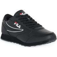 Schoenen Dames Lage sneakers Fila 12V ORBIT LOW Nero