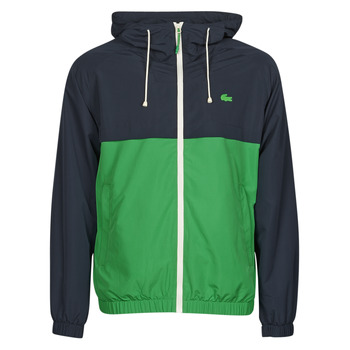 Textiel Heren Wind jackets Lacoste TROPI Multicolour