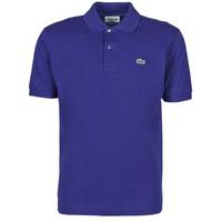 Textiel Heren Polo's korte mouwen Lacoste POLO CLASSIQUE L.12.12 Blauw
