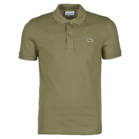 Textiel Heren Polo's korte mouwen Lacoste POLO SLIM FIT PH4012 Kaki