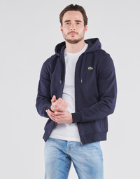 Textiel Heren Sweaters / Sweatshirts Lacoste MAMMI Marine