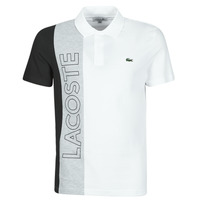 Textiel Heren Polo's korte mouwen Lacoste POLO REGULAR FIT YH9852 Multicolour