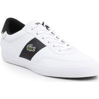 Schoenen Heren Lage sneakers Lacoste Court-Master 119 2 CMA 7-37CMA0012147 white, black