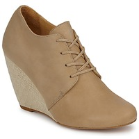 Schoenen Dames Low boots D.Co Copenhagen EMILY Creme